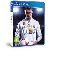 GIOCO PER PS4 FIFA 18 NUOVO SIGILLATO OFFERTA PLAYSTATION 4