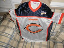 Chicago Bears reversible youth flag football jersey sz L-Y Dscn5547