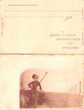 C6184) SCUOLA MAGISTRALE DI SCHERMA E GINNASTICA FESTA DEGLI ALLIEVI 5/2/1905.