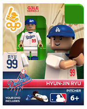 Hyun Jin Ryu oyo  Los Angeles Dodgers Major League Baseball G3