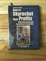 How To Skyrocket Your Profits: Carleton Sheets (DVD 2004) - BRAND NEW SEALED