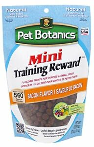 PET BOTANICS - Mini Training Reward Duck & Bacon Flavor Dog Treats - 10oz/283g