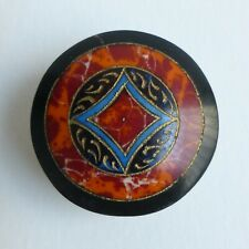 Bouton ancien -  Galalithe - 26 mm - Début XXe - Vintage Button