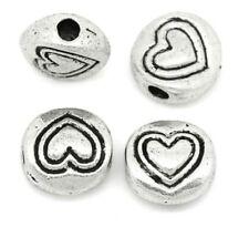 Glasperlen & kugeln 6 6,9 mm, Perlen aus Metall