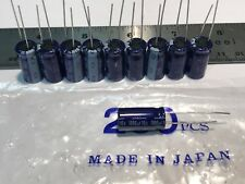 (Lot of 10) New Nichicon Audio Grade Electrolytic Capacitors 1000uf 16v Japan