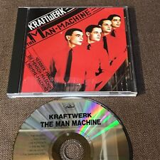 KRAFTWERK The Man-Machine JAPAN CD TOCP-53512 w/PS 2007 Rock You! 1500 reissue