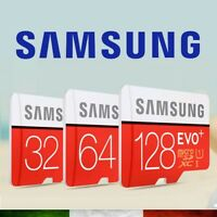 SAMSUNG MICRO SD 8 GB 16 GB 32 GB 64 GB 128GB CLASS 4 10 MICROSD SCHEDA MEMORIA