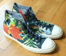 """CONVERSE CHUCK TAYLOR """"HAWAIIAN PACK""""  HI-TOP SHOES sz 11 + NEW WITHOUT TAGS"""