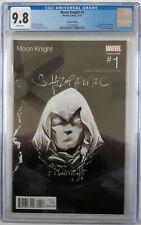Moon Knight #1 - CGC 9.8!! Ortiz Hip Hop Variant!! Fresh From CGC