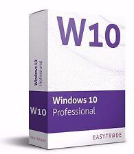 Microsoft Windows 10 Professional 32/64 Bit SB MAR Download Multilingual