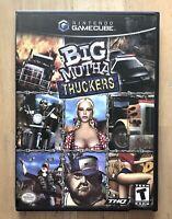 Big Mutha Truckers Nintendo GameCube COMPLETE