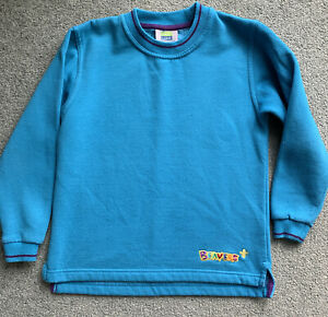Beavers Uniform Size 28 Blue SweatShirt Official