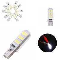 10Pcs T10 2835 LED Canbus Super Bright Car Width Lights Lamps Bulbs White