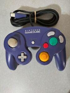 Original Nintendo GameCube Controller Indigo