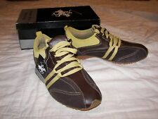 Beverly Hills Polo Club Suede Shoes - Size 10 - Monica