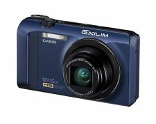 Casio Digital Camera Exilim Ex-Zr200 Blue Ex-Zr200Be