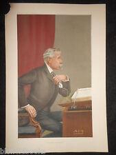 Stampa ORIGINALE di Vanity Fair di Ernest baggallay-LUGLIO 13th 1905, Legge Magistrato