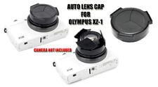 JJC Auto Lens Cap for OLYMPUS XZ-1 ALC-XZ1 XZ1 XZ 1