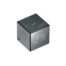 NEW Sony XDR-C1DBP Portable DAB/DAB+/FM 5 Preset Twin Alarm Digital Clock Radio