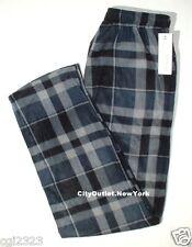PERRY ELLIS Portfolio Sleepwear Men's Sz M MicroFleece Lounge Pants NWT $40