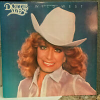 """DOTTIE WEST - Wild West - 12"""" Vinyl Record LP - EX (Cheesecake)"""