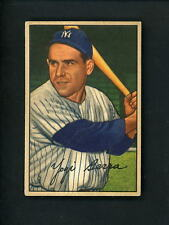 1952 Bowman # 1 Yogi Berra New York Yankees