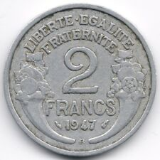 France :  2 Francs 1947 B