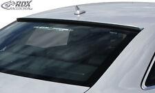 RDX Heckscheibenblende AUDI A3 8VS Limousine CARBON Look Dach Spoiler Lippe