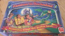 Abenteuer im Drachenland, Jumbo Spiel 3173, komplett, Rarität