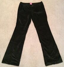 The Limited Drew Fit Stretch Dress Career Pants Velour Size 4 Womens Ladies New