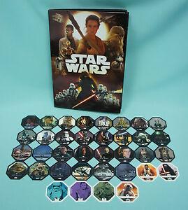 Rewe Star Wars Karten aussuchen oder komplett Sets Cosmic Shells Sammelkarten