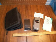 Vintage MOTOROLA Flip Cell Phone Model 88029 w Carrying Case