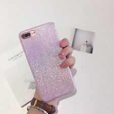 Ultra Thin Bling Glitter PU Leather Shockproof Case Cover For iPhone X 8 7 6Plus