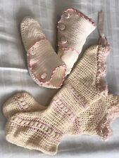 Vintage Baby Socks And Booties