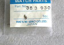 reference 383930 pack 5 383930 Setting lever Seiko caliber 1E20