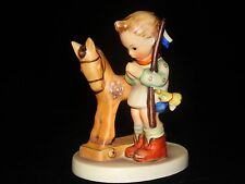 "goebel hummel figurine # 20 PRAYER BEFORE BATTE 4.50"" tall TMK 3 Fantastic"
