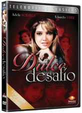 DULCE DESAFIO * Telenovela * New Sealed 3-DVD Boxset * Spanish 1988 *USA Version