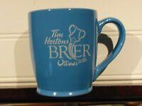 Rare Tim Hortons 2016 Ottawa Brier coffee Mug