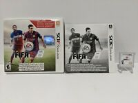 FIFA 15 Legacy Edition EA Sports Nintendo 3DS Game Complete Tested Works