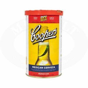 Coopers® Mexican Cerveza kg1,7 (lt 23)(Malto d'orzo,luppolo 0,5 %,lievito secco)
