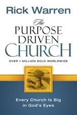 The Purpose-Driven Church-ExLibrary