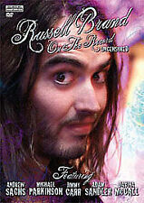 Russell Brand: On the Record DVD (2010) Russell Brand  New and Sealed