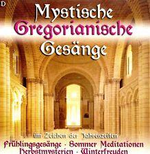MYSTISCHE GREGORIANISCHE GESÄNGE - Doppel-CD. ...#69