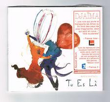 DJAÏMA - TU ES LÀ - 13 TITRES - 2010 - CD NEUF NEW NEU