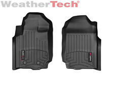 WeatherTech DigitalFit FloorLiner - Ford Ranger Extended Cab - 2012-2013 -Black
