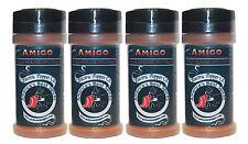 Chipotle Smoked Serrano Chili Pepper Powder Hot Spice Seasoning 2 Bottles