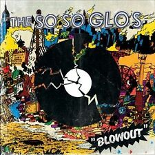 Blowout [Vinyl w/Digital Download] by The So So Glos (Vinyl, Nov-2013,...