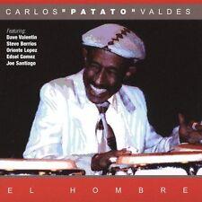 "FREE US SHIP. on ANY 2 CDs! ~Used,VeryGood/Good CD Carlos ""Patato"" Valdez: Hombr"