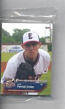 2013 Evansville Otters Complete 30 Card Baseball Team Set Sealed NEW SGA