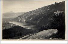 Riesengebirge Polen Schlesien AK ~1930 Krkonoše Karkonosze Am Grossen Teich